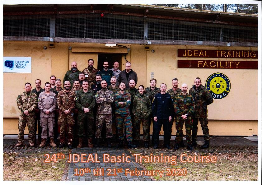 JDEAL Basic Training Course