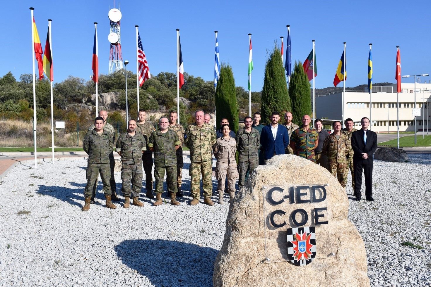 NATO CIED Attack the Network Operational Course (AtNOC)
