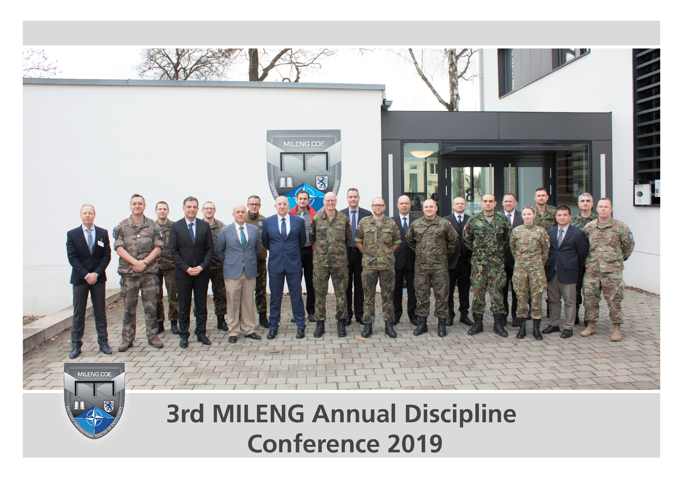 3rd MILENG Annual Discipline Conference 2019